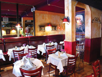 Caffe Buon Gusto - CLICK to see a larger, detail view of Caffe Buon Gusto