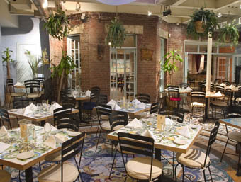 Indoor Garden Restaurant Nyc Trattoria dopo teatro great restaurants of new york city trattoria dopo teatro click to see a larger detail view of trattoria dopo teatro workwithnaturefo