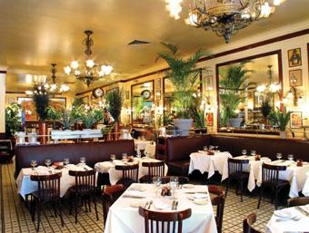 L Absinthe Great Restaurants Of New York City