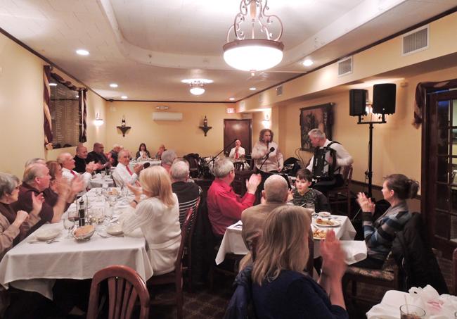 Great Restaurants Of Long Island La Villini Family Style